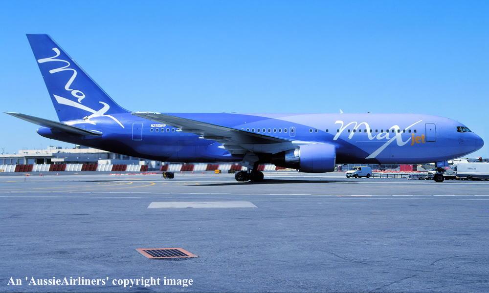 N250MY Boeing 767