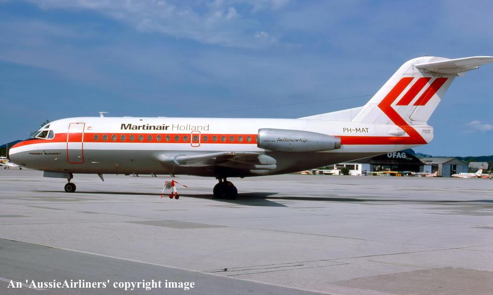 Ph Mat Fokker F28 Fellowship